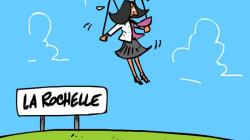 Législatives à La Rochelle: le saut dans l'inconnu pour Ségolène
