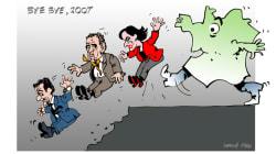 Bye bye les candidats de 2007