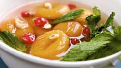La recette du week-end: Soupe fraîche d'abricots à la