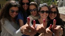 Femmes des révoltes arabes: army