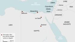 L'Égypte: nouvelle terre d'accueil pour les réfugiés