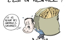 La rentrée de Hollande: une rentrée..