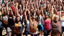 This Yoga Festival Is Making Me Feel Like