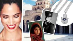 Fashion week: rencontre avec la top Hanaa Ben