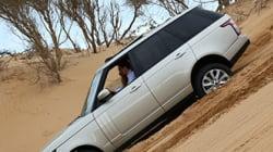 Le dune del Marocco per testare la nuova Range