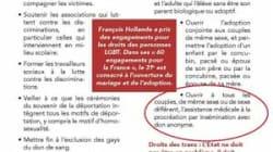 Lettre ouverte à Gérard Collomb et à tous les autres parlementaires socialistes qui bafouillent sur le mariage pour