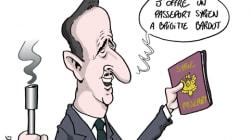 Syrie: le message d'Assad est pris pour une