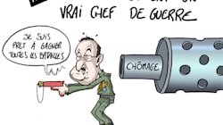 L'intervention au Mali change-t-elle l'image de François