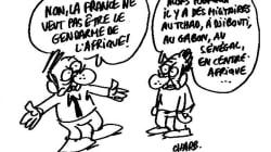La France aimerait tant ne pas être le gendarme de