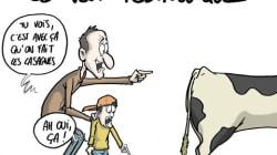 Le Salon de l'agriculture se veut