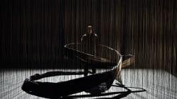 Portrait de Kaori Ito en ombre