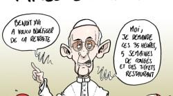 Comment François va-t-il s'imposer au Vatican