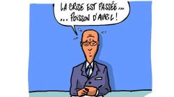Les premiers mots de Hollande ce