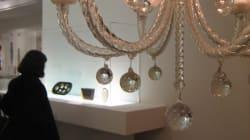 Expo: Murano, la délicatesse du