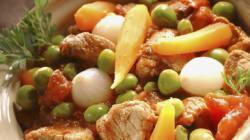 Recette du weekend: Cocotte de veau aux légumes