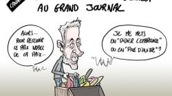 Grand Journal : De Caunes peut-il remplacer Denisot