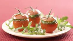 Vite fait, bien fait: tomates farcies pour apéro