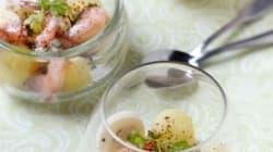La recette du week-end: melon aux