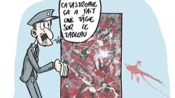 Centre Pompidou: un suicide qui fait