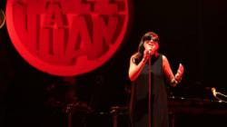 Jazz à Juan: Melody Gardot versus Garland