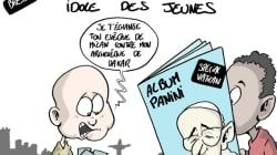 Le pape François devient la nouvelle idole des