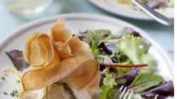 La recette du week-end: aumônières aux noix de Saint