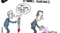 Syrie: elle est où la ligne