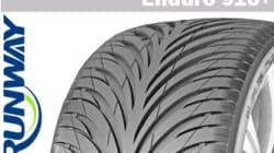 Runway Enduro 916, el peor neumático de la historia, con