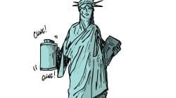 Le gouvernement américain transformé en