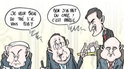 Hollande manque-t-il d'autorité