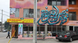 Jihadi Mural in Toronto Is Ground-Zero Mosque