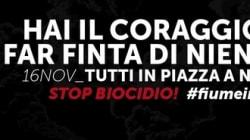 Un #fiumeinpiena di indignazione, sfiducia e voglia di cambiamento: contro il disastro ambientale in Campania e i suoi respon...