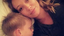 Hilary Duff Says Being A Divorced Mom
