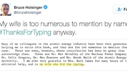 #ThanksForTyping Shows Once Again That Women Do The Dirty
