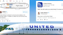 People Are Comparing United Airlines To 'Fight Club' On