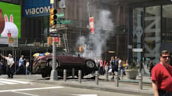New York's Times Square: Ten People Hit By Speeding