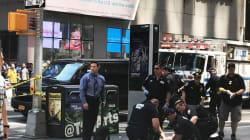 Car Runs Down More Than A Dozen Pedestrians In Times