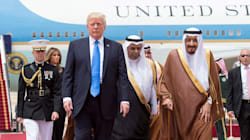 Donald Trump's Saudi Arabia Visit Overshadowed By More Russia And Comey