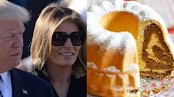 The Pope Just Joked About Donald Trump Eating Lots Of Potica, A Nut-Filled Cake From