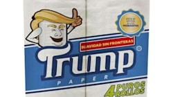 Donald Trump Toilet Paper Boasts 'Softness Without