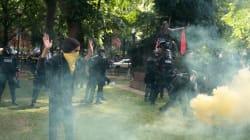 Violence Erupts In Portland Amid Alt-Right, Anti-Fascist
