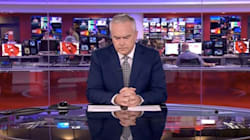 BBC Anchor Sits Calmly In Silence For 4 Minutes As Live Broadcast