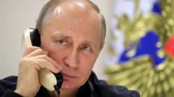 Obama Photographer Trolls Vladimir Putin With The Who