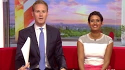 BBC Breakfast's Dan Walker Accidentally Drops C-Bomb In 'Culture'