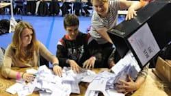 Brexit Results Roll In As The UK Votes In Historic EU
