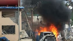 At Least 15 Dead In Suicide Bomb Attack On Somalia