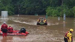 Race To Find Survivors After West Virginia Flooding Kills 24 And Submerges
