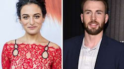 Here's Proof That Jenny Slate And Chris Evans Are