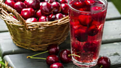 Drinking Cherry Juice Could Lower High Blood