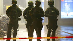 1 Dead, 3 Injured In Knife Attack At Munich Train